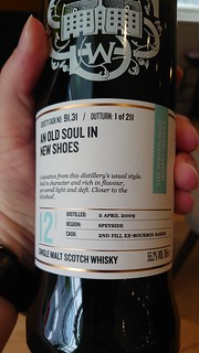 SMWS 91.31 - An old soul in new shoes