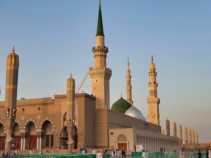 The Prophet's Mosque, Madinah, Saudi Arabia (13)