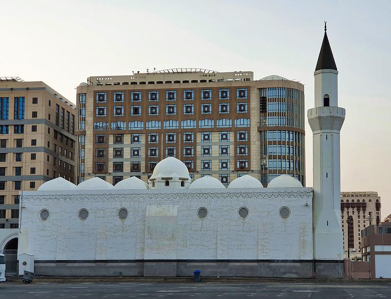Mosque of Ali ibn Abi Talib; Madinah, Saudi Arabia (2)
