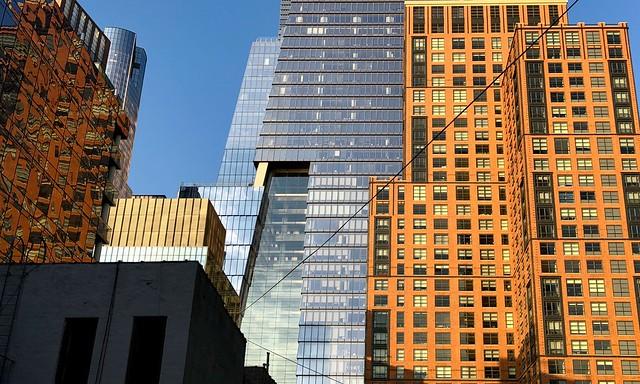Modern Architecture - Hudson Yards, New York City