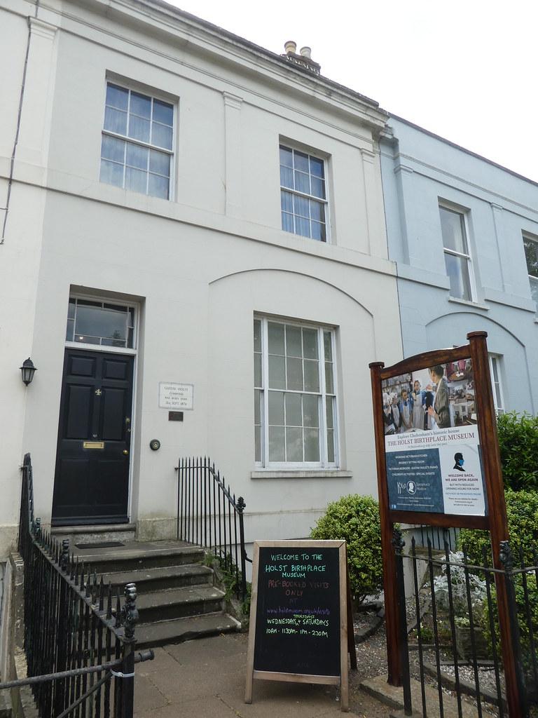 The Holst Birthplace Museum, Cheltenham