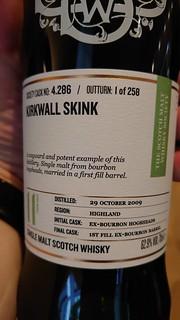 SMWS 4.286 - Kirkwall Skink