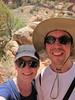 Liz and Jon at Landscape Arch by pr0digie
