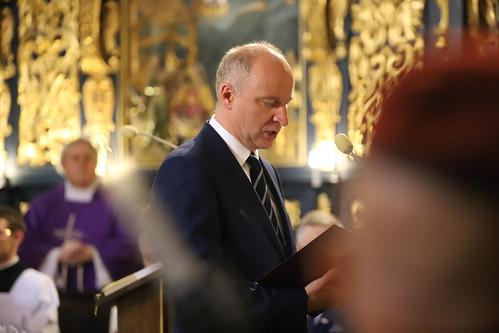 Pogrzeb śp. Wojciecha Grzeszka