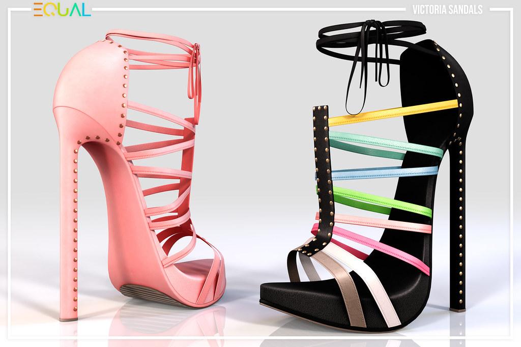 EQUAL – Victoria Sandals