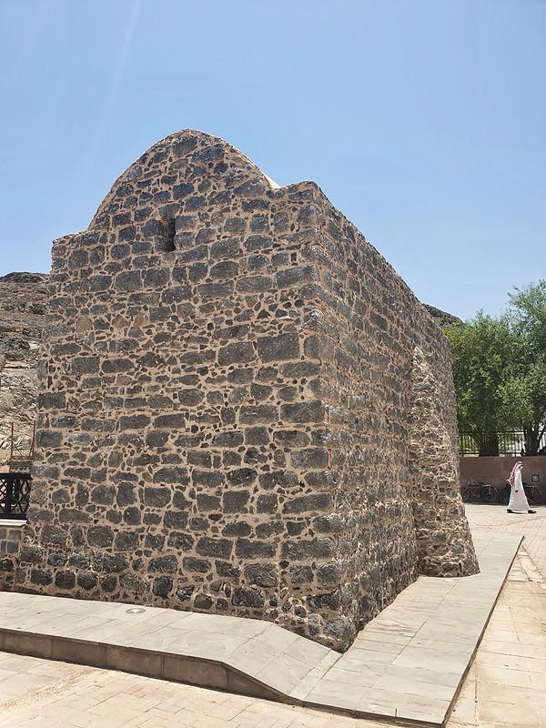 Mosque of Salman al-Farisi at the Seven Mosques, Madinah, Saudi Arabia (1)