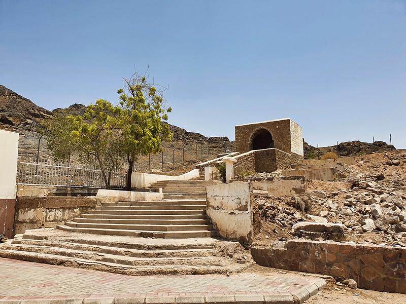 Mosque of Ali ibn Abi Talib at the Seven Mosques, Madinah, Saudi Arabia (2)