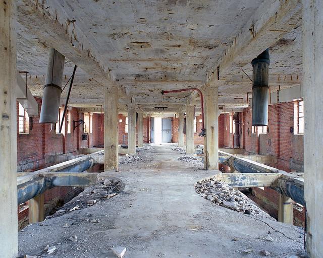 columned hall IV