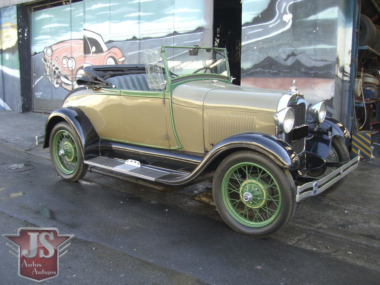 Ford 1928 AR Roadster
