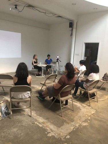 RU Talk: Dance with Bentham by Nika Ham