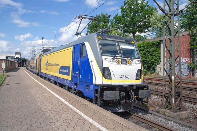 START 147 543 Hamburg Harburg