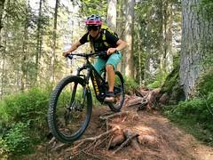 Lesní trail z Drachenalpu