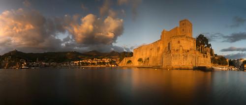 albada amanecer sunrise collioure pirineusorientals