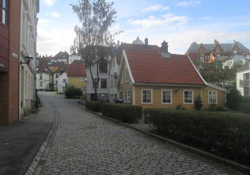 A Bergen Street