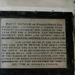 Knights Enham, Hampshire, St Michael, Benefaction Board