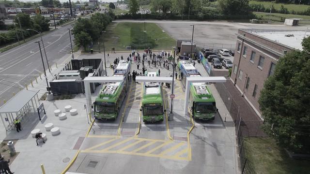 Electric Bus Launch - June 29, 2021