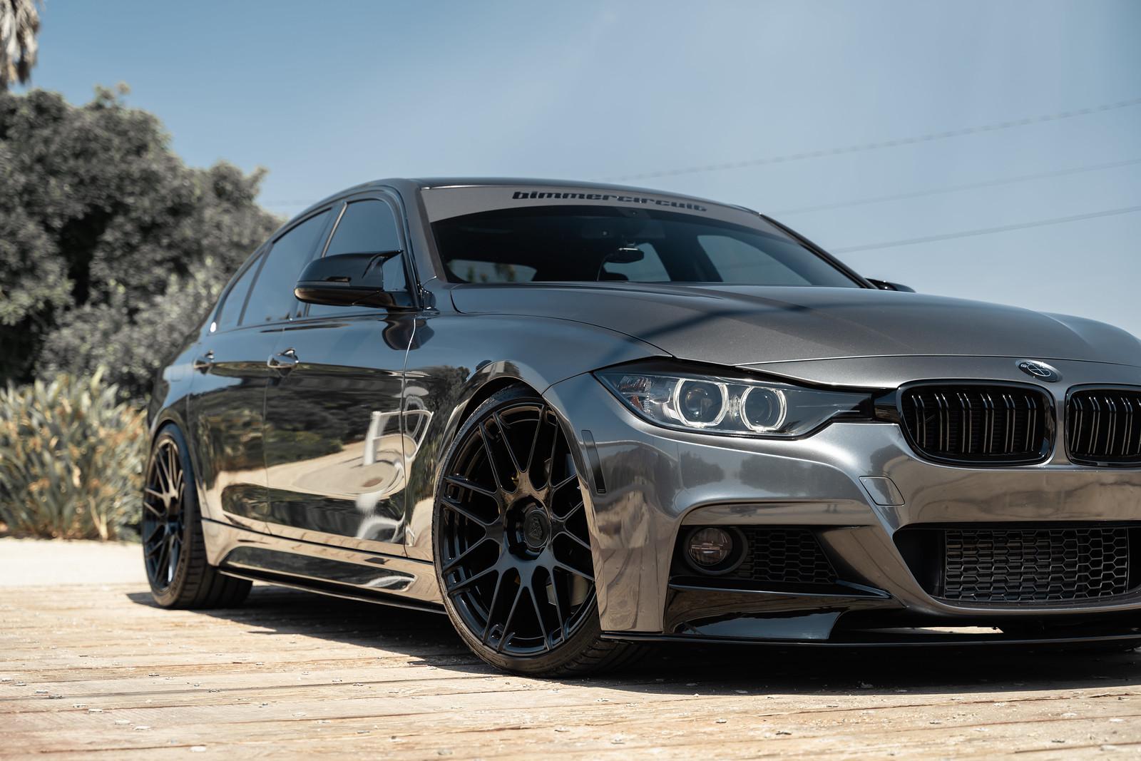 2015_BMW_335i_BDF12_Custom_Finish_Gloss_Black_2