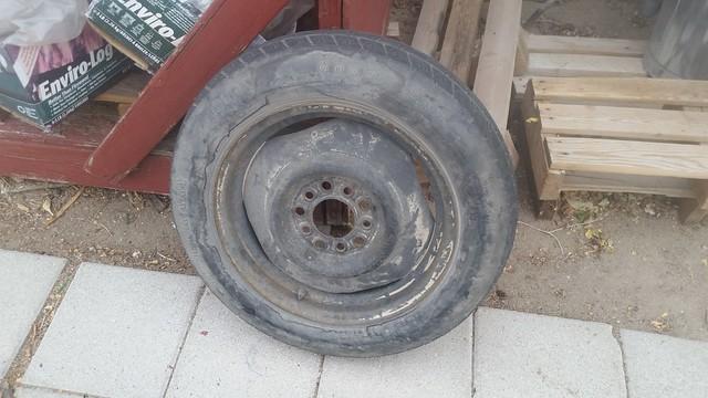 Retired Tire