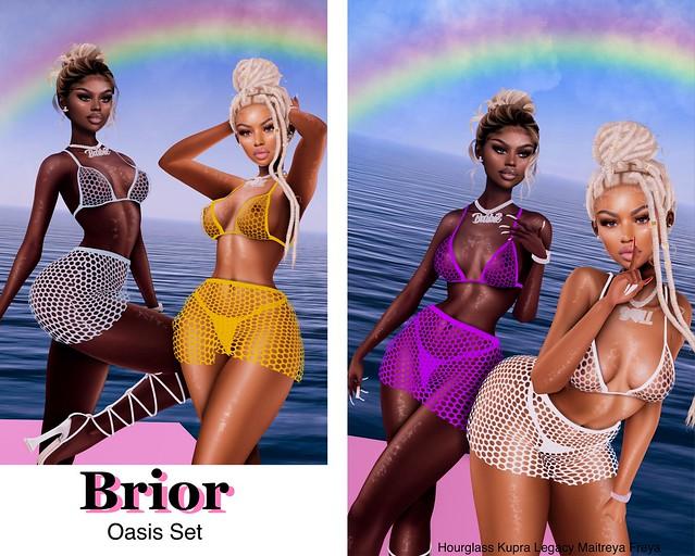 Brior X Posh Event
