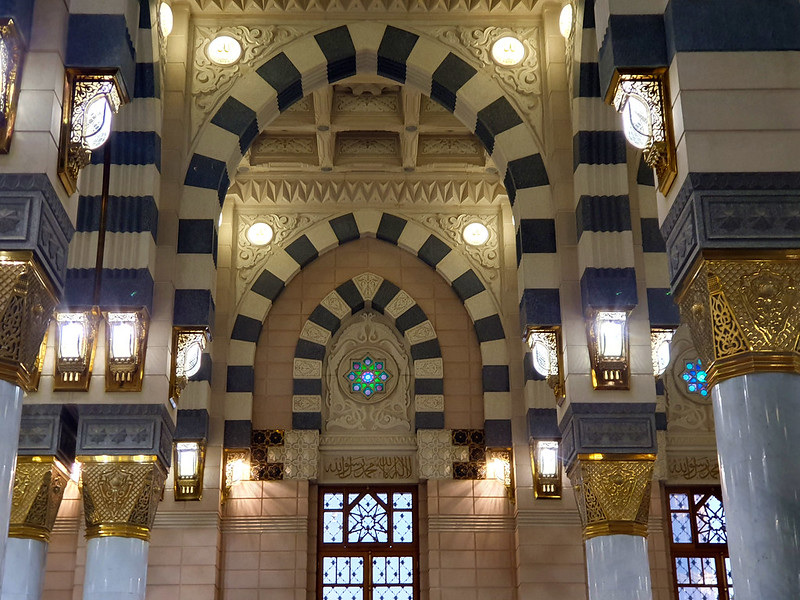 The Prophet's Mosque, Madinah, Saudi Arabia (8)