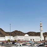 Masjid al-Khandaq (Mosque of the Trench), Madinah, Saudi Arabia (1)