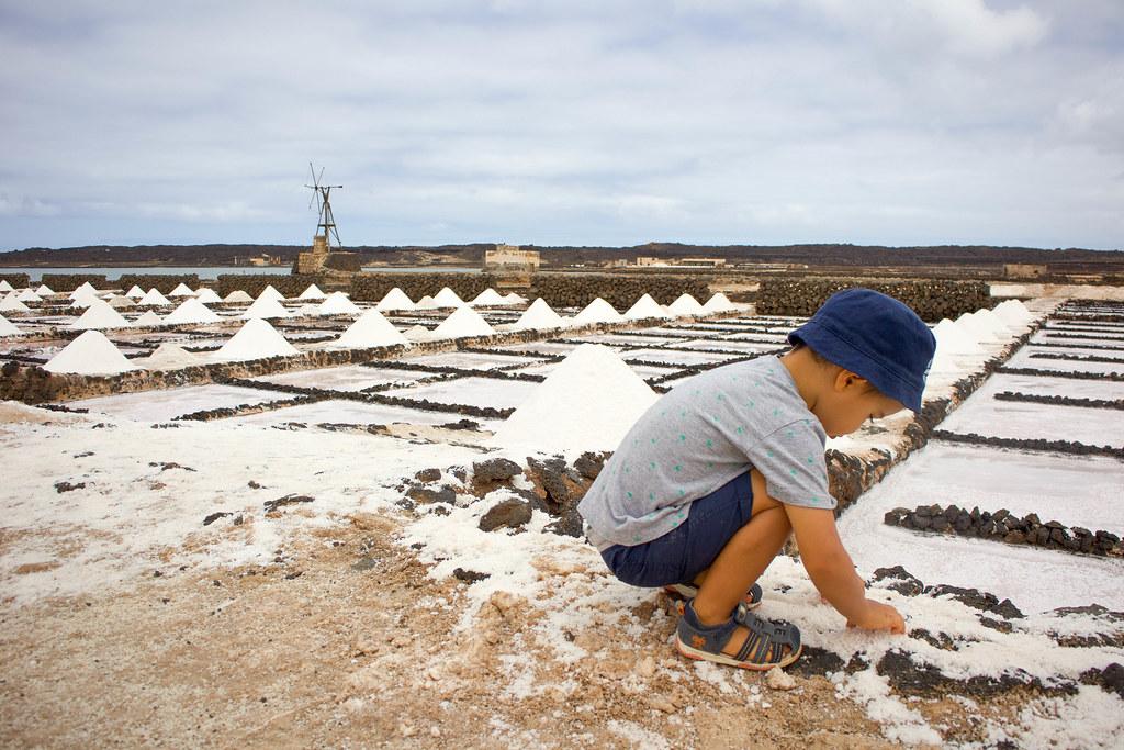 Visita con niños recomendada en Lanzarote
