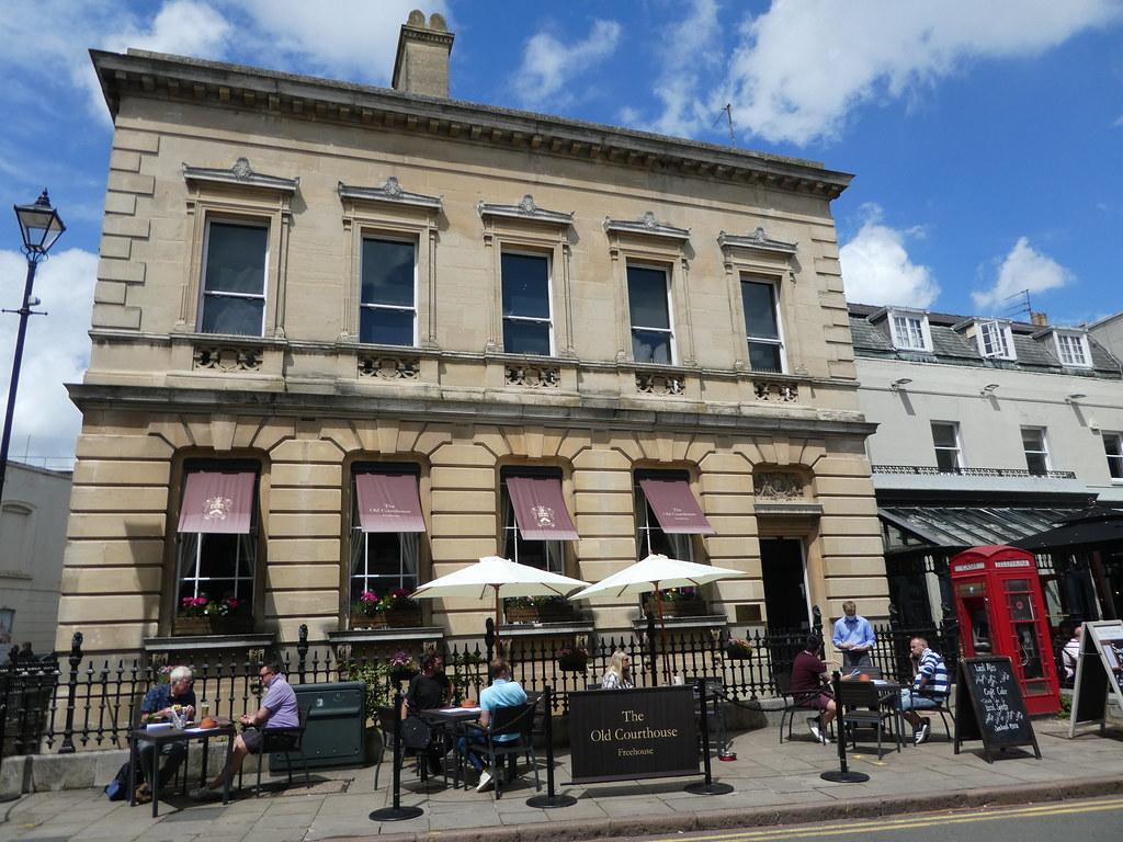 Regent Street, Cheltenham