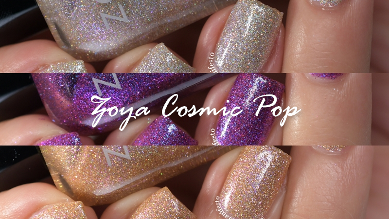 Zoya Cosmic Pop Collection