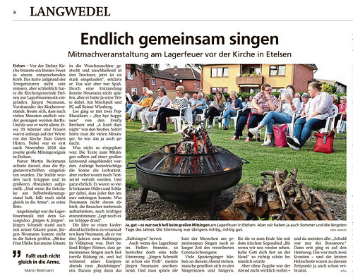 Lagerfeuer Musik