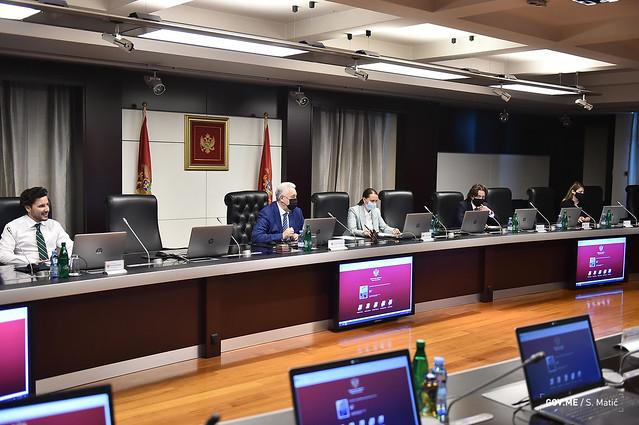 30. sjednica Vlade Crne Gore (01.07.2021.)