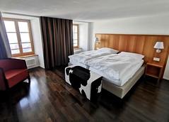 Pokoj hotelu Pilatus Kulm
