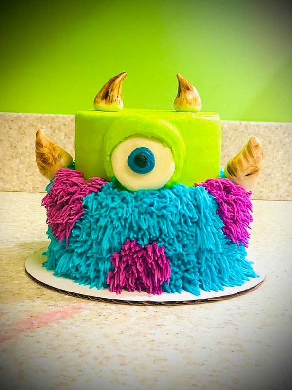 Cake by Sugar Bug Bakery