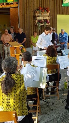 Ökumenischer Hofgottesdienst in Bachs vom 27.6.2021