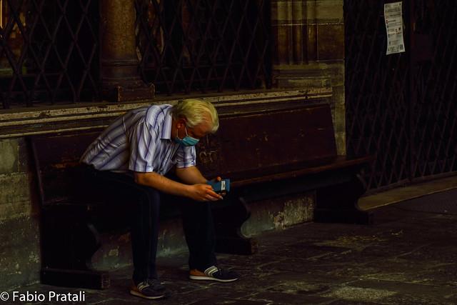 Chiostro della Basilica del Santo (PD) (in Explore, 01/07/2021)