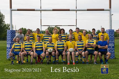 Les Besiò - Touch Team