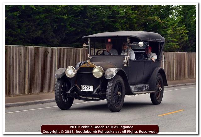 2018: Tour d'Elegance: Mystery Car: 1913 Stevens Duryea