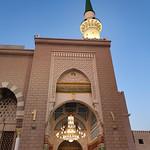 Bab al-Salam, Prophet's Mosque, Madinah, Saudi Arabia (2)