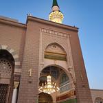 Bab al-Salam, Prophet's Mosque, Madinah, Saudi Arabia (1)