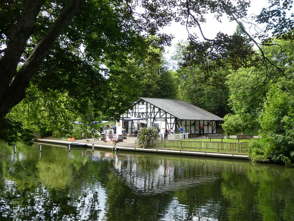 The Boathouse, Pittville Park, Cheltenham