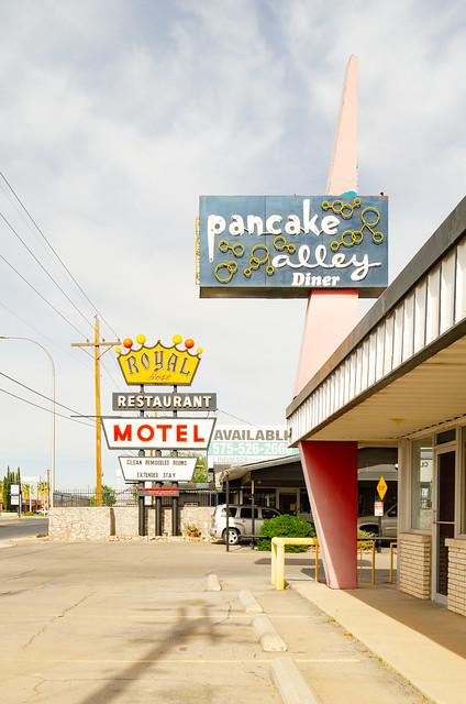 Pancake Alley