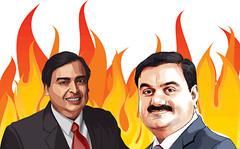 Are Mukesh Ambani and Adani headed for battle?