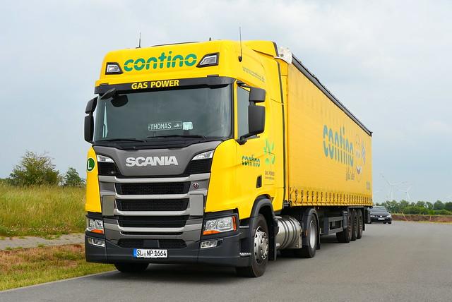 D - Scania R Next Gen NP Highline - Contino