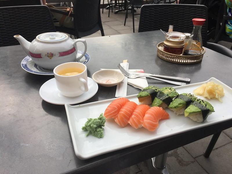 Sushi på Fridhemsplan