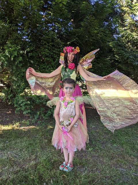 Astrid and the birthday fairy