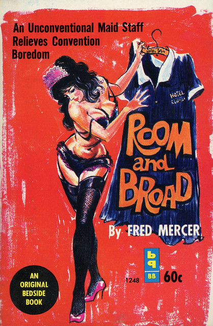 Bedside Books 1248 - Fred Mercer - Room and Broad