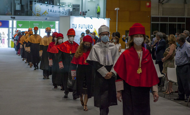 Graduaciones Másteres Universitarios