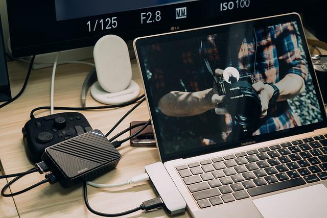 攝影師線上課程筆記:圓剛AVerMedia麥克風、擷取盒與視訊鏡頭 | 18