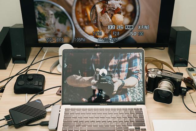 攝影師線上課程筆記:圓剛AVerMedia麥克風、擷取盒與視訊鏡頭 | 24