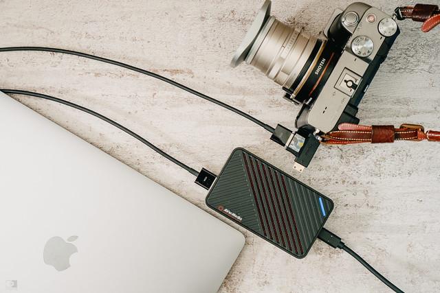 攝影師線上課程筆記:圓剛AVerMedia麥克風、擷取盒與視訊鏡頭 | 10