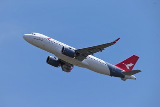 A320n B-322C Air Travel. Delivery
